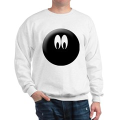 Dark Mood Smiley Sweatshirt