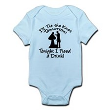 Need a Drink Hen Party Infant Bodysuit