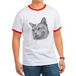 Burmese Cat Ringer T