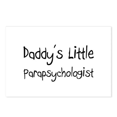 Daddy's Little Parapsychologist Postcards (Package