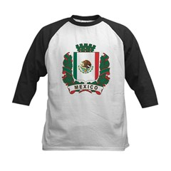 Stylish Mexico Crest Tee