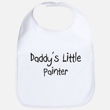 Daddy's Little Painter Bib