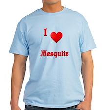I Love Mesquite #21 T-Shirt