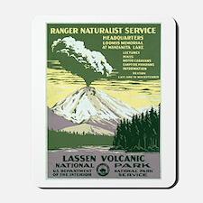 Lassen Volcanic National Park Mousepad