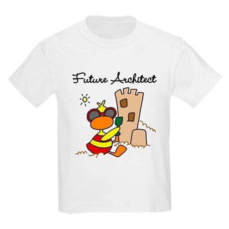 Future Architect Kids Light T-Shirt