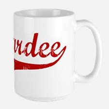 Hardee (red vintage) Mugs