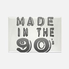 Made in the 90's Rectangle Magnet