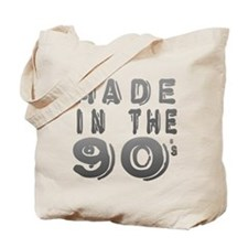 Made in the 90's Tote Bag