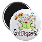 Got Diapers? Magnet