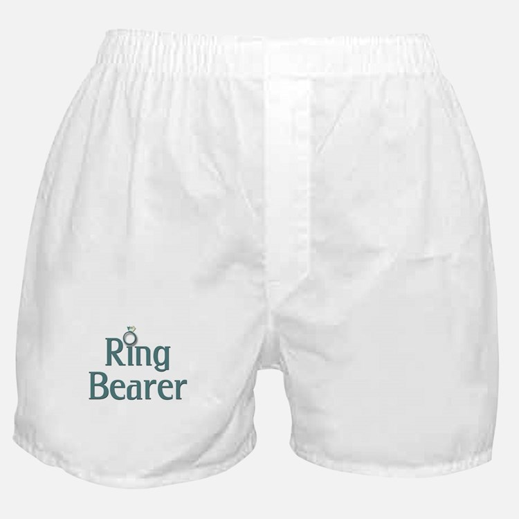 Ring Bearer Boxer Shorts