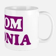 Antonia - Number 1 Mom Mug
