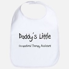 Daddy's Little Occupational Therapy Assistant Bib