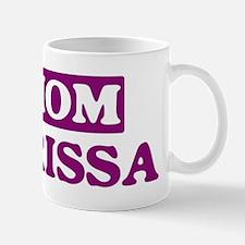 Clarissa - Number 1 Mom Mug
