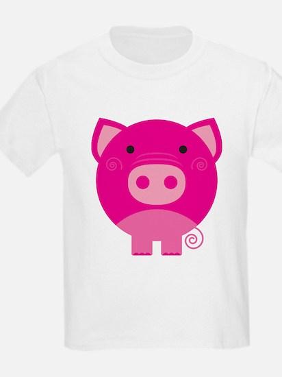Pink Pig T-Shirt