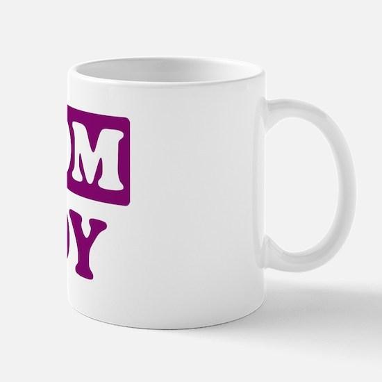 Cindy - Number 1 Mom Mug