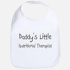Daddy's Little Nutritional Therapist Bib