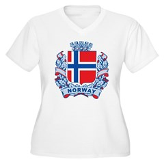 Stylish Norway Crest T-Shirt