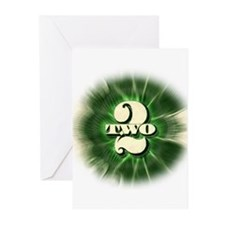 The TWO $2 bill - Greeting Cards (Pk of 10)