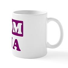Jenna - Number 1 Mom Mug