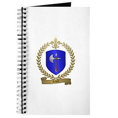 ACHEE Family Crest Journal