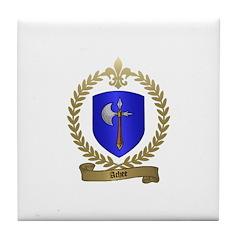 ACHEE Family Crest Tile Coaster