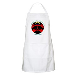 Cancer date BBQ Apron