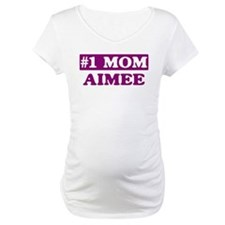 Aimee - Number 1 Mom Shirt