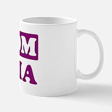 Sylvia - Number 1 Mom Mug