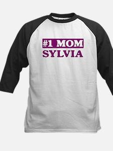 Sylvia - Number 1 Mom Tee