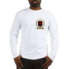 AIGRON Family Crest Long Sleeve T-Shirt