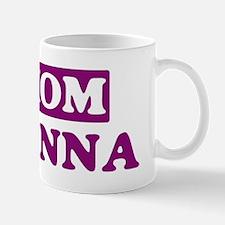 Susanna - Number 1 Mom Mug