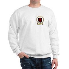 AIGRON Family Crest Sweatshirt
