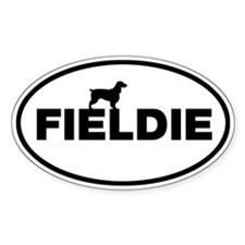 FIELDIE Oval Decal