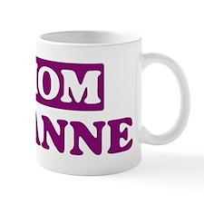 Roxanne - Number 1 Mom Mug
