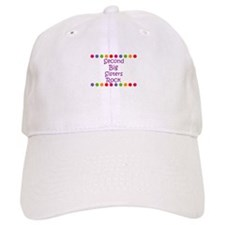 Second Big Sisters Rock Baseball Cap