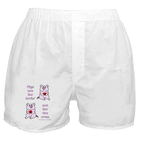 Lovin', not Oven Boxer Shorts