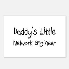 Daddy's Little Network Engineer Postcards (Package