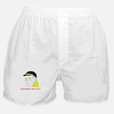 Old Man Boxer Shorts