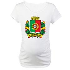 Stylish Portugal Crest Shirt
