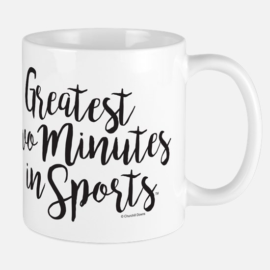The Kentucky Derby Greatest Two Minutes Mug