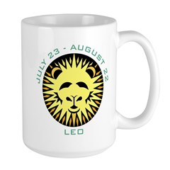Leo date Mug