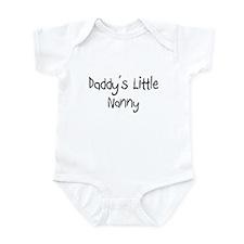 Daddy's Little Nanny Infant Bodysuit