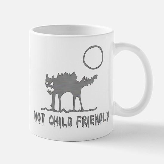 Not Child Friendly Mug