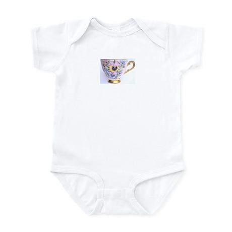 Pansy Teaparty Infant Bodysuit