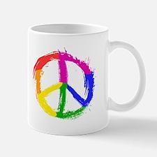 Peace Sign Mugs
