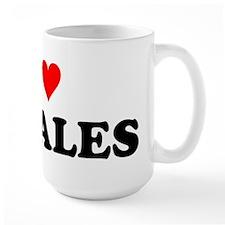 I Love Tamales Mug