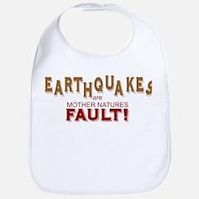 Earthquake Bib