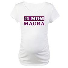 Maura - Number 1 Mom Shirt