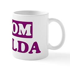 Matilda - Number 1 Mom Mug
