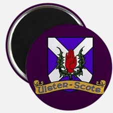 """2.25"""" Ulster Scots Magnet (10 pack)"""